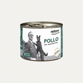 Retorn Dog Can Chicken With Carrots konservai šunims, 185 g