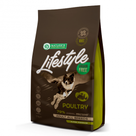 NP Lifestyle Grain Free Poultry Adult All Breeds 1,5 kg