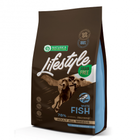 NP Lifestyle Grain Free White Fish Adult All Breeds