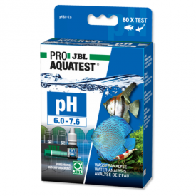 ProAqua Test pH 6,0 - 7,6 testas JBL  - 1