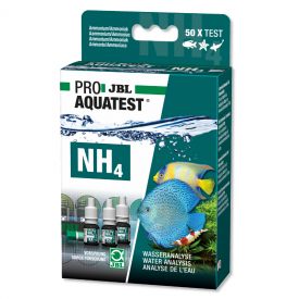 ProAqua Test NH4 testas