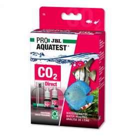 ProAqua Test CO2 Direct testas