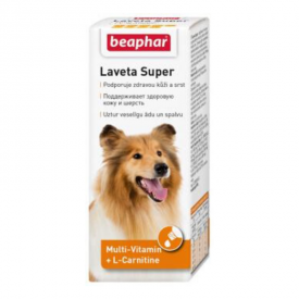 Beaphar Laveta Super Dog multivitaminai šunims, 50 ml Beaphar  - 1