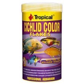 Cichlid Color XXL pašaras ciklidams 1000 ml