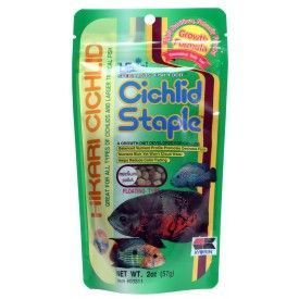 Cichlid Staple Medium pašaras žuvims 250 g