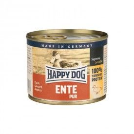 Happy Dog Ente Pur konservai šunims su antiena, 200g Happy Dog  - 3