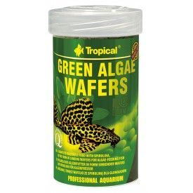 Tropical Green Algae Wafers pašaras žuvims 100ml