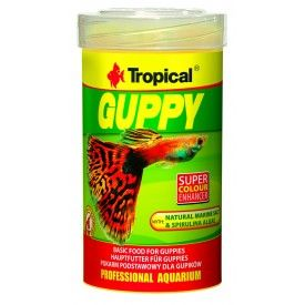 Tropical Guppy pašaras gupijoms 100ml