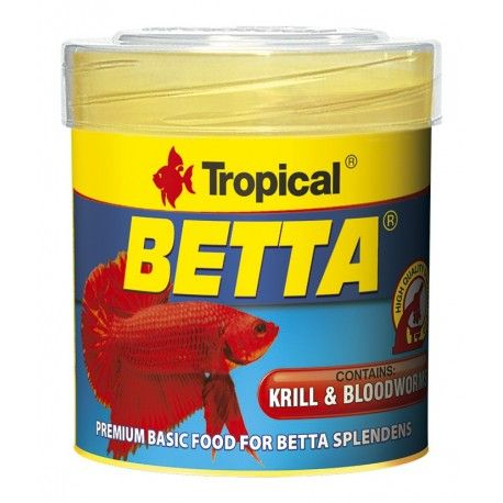 Tropical Betta pašaras gaideliams 50ml