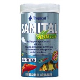 Tropical Sanital + Aloevera druska su alaviju 100 ml