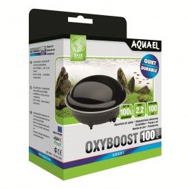 Aquael Oxyboost Plus oro pompa