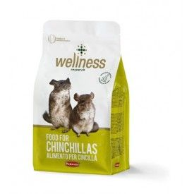 Wellness Chinchillas pašaras šinšiloms 1 kg